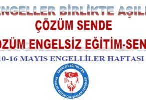 ENGELLER BİRLİKTE AŞILIR