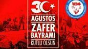 30 Ağustos Zafer Bayramı Kutlama Mesajı
