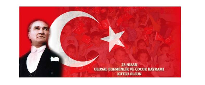 Genel Başkanımız Resul PARTİCİ' nin 23 Nisan Ulusal Egemenlik ve Çocuk Bayramı Mesajı